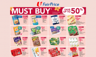 FairPrice Weekly Deals 18 Feb 2021