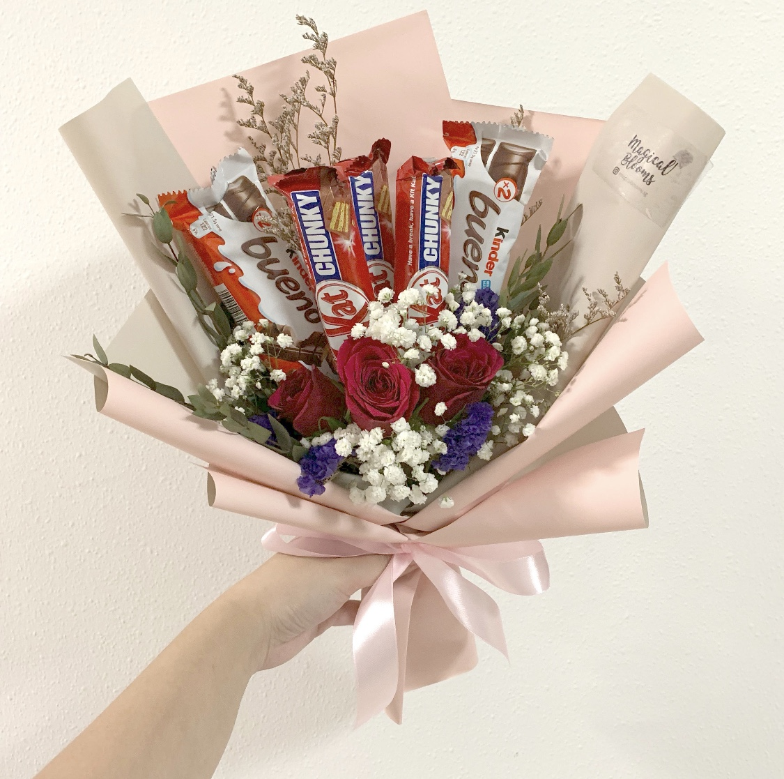 Kinder Bueno, Kit Kat Chunky chocolate bouquet