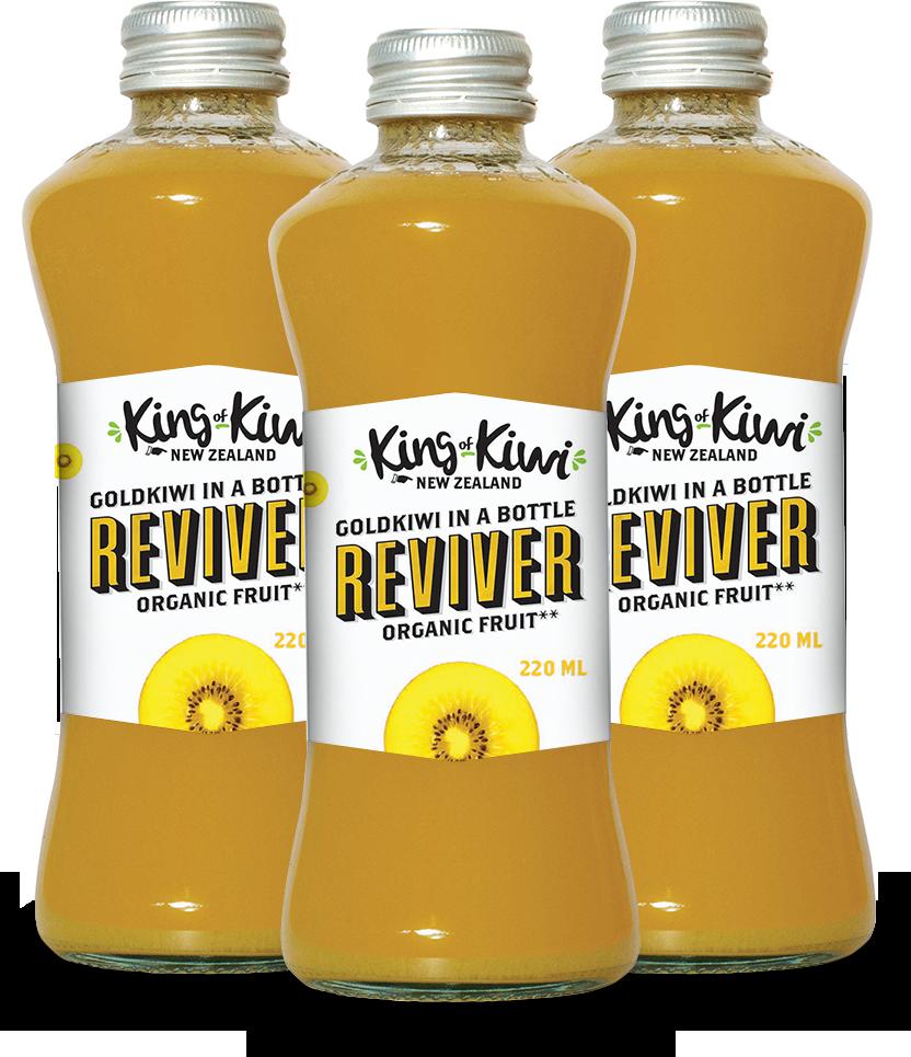 King of Kiwi 100% Kiwi Blend 220ml