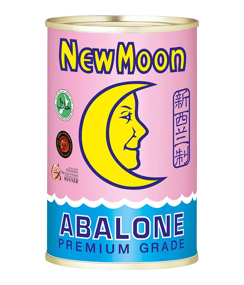 New Moon New Zealand Abalone 425g