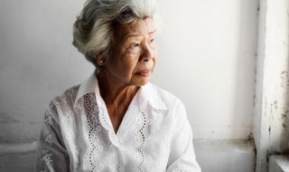 elderly-asian-woman
