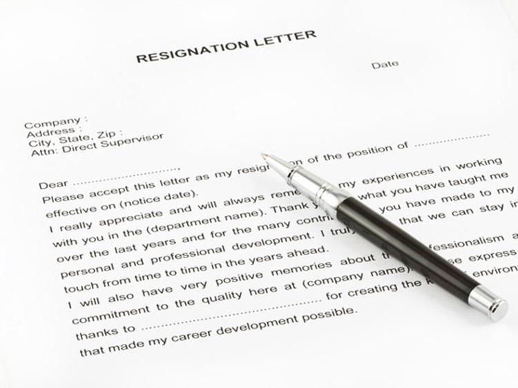 resignation-letter-sample