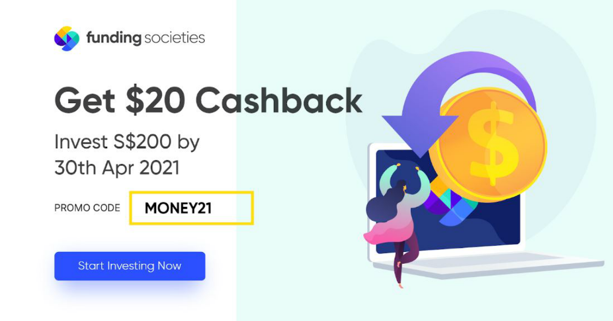 Join 200k Investors in SEA to Invest with this Award Winning Investment Platform and Get $20 Cashback