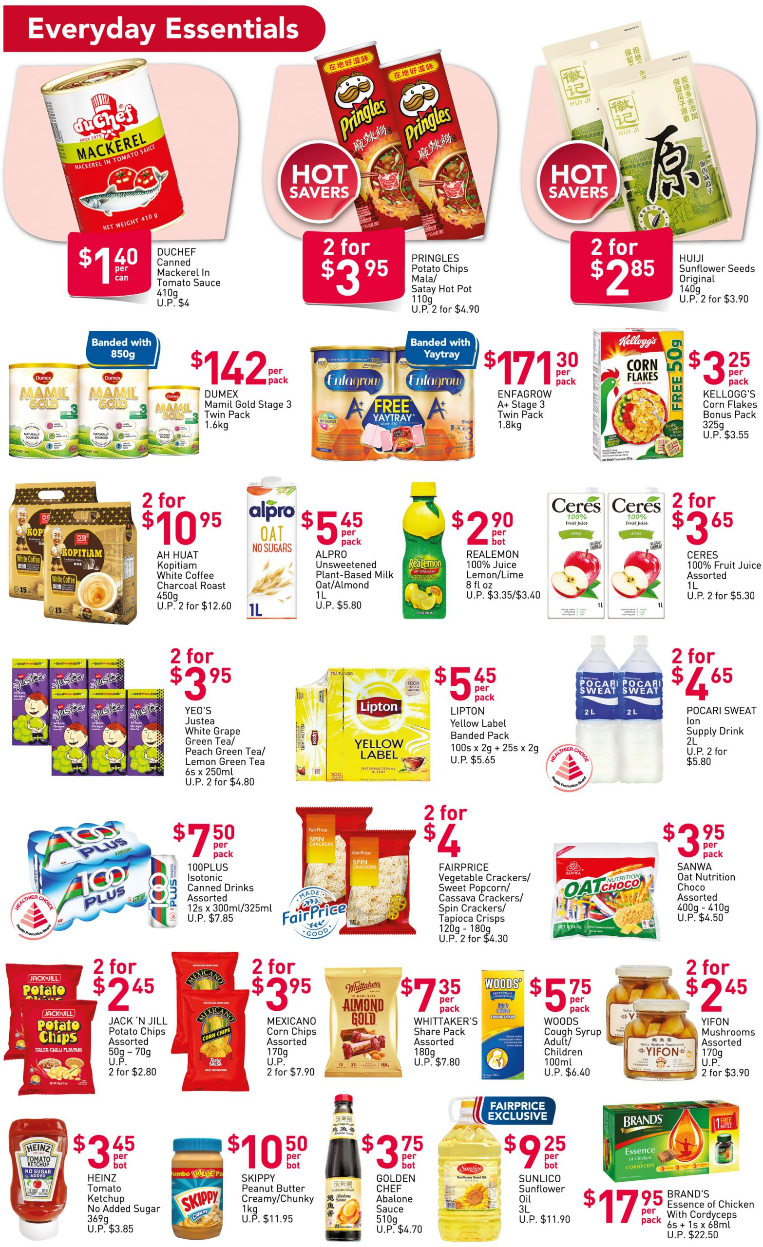 FairPrice's weekly saver deals till 17 March 2021 (1)