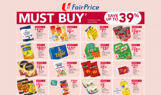 FairPrice Weekly Deals 18 March 2021