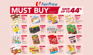 FairPrice Weekly Deals 25 March 2021