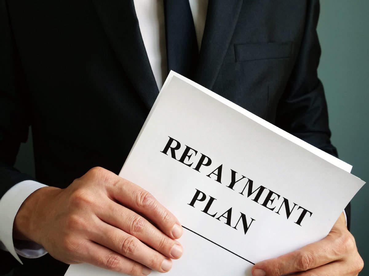 loan repayment plan