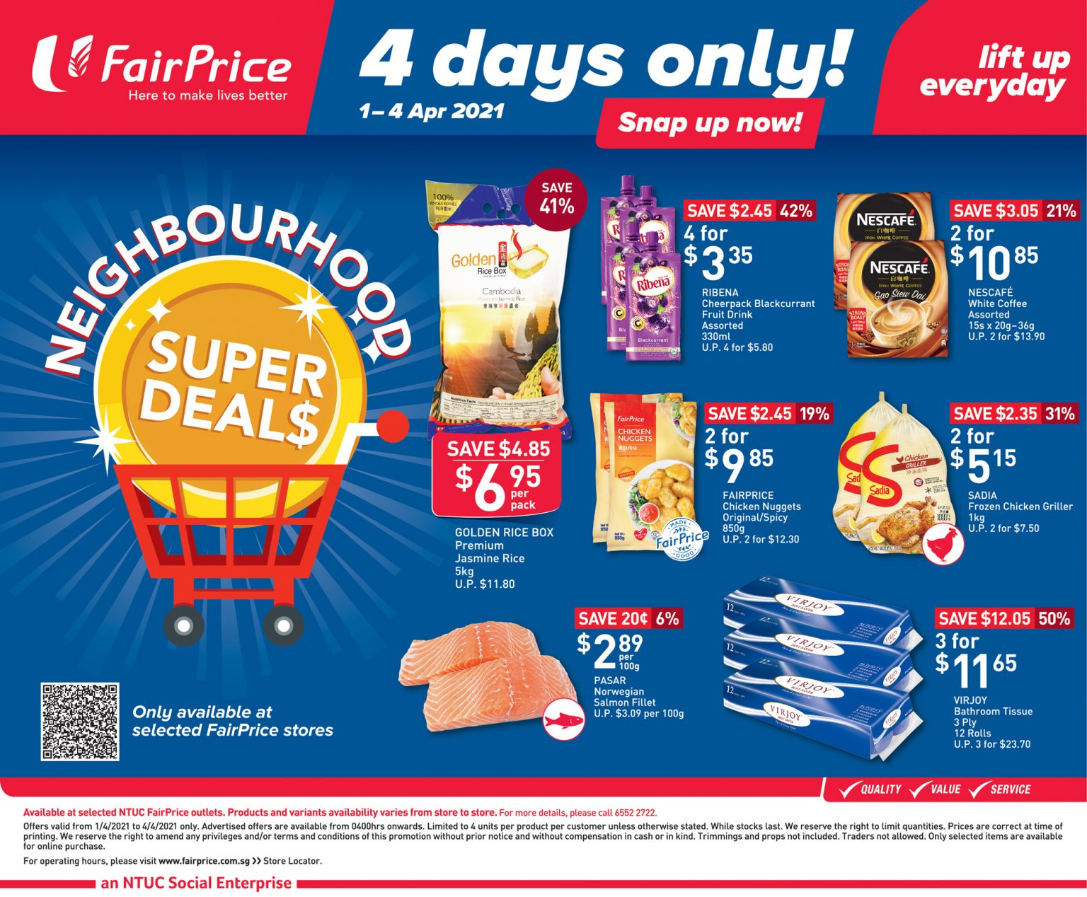 4 days only deals from 1 to 4 April 2021 (1)