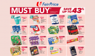 FairPrice Weekly Deals 8 April 2021