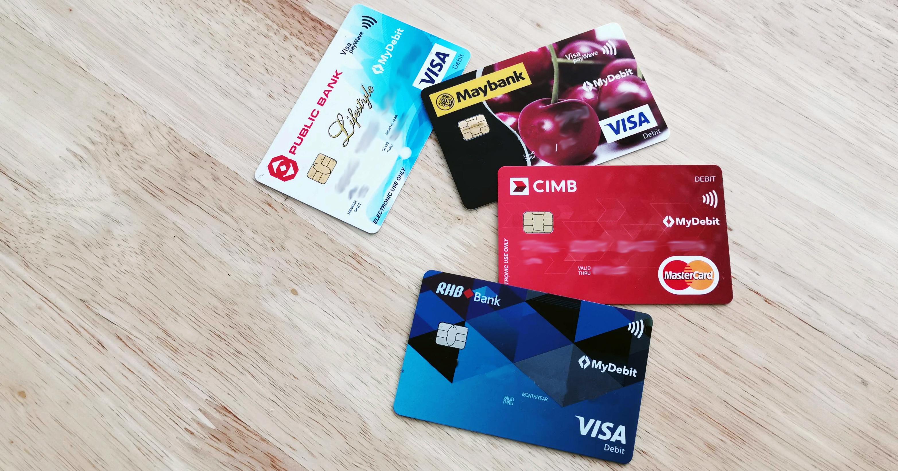 Singapore debit cards
