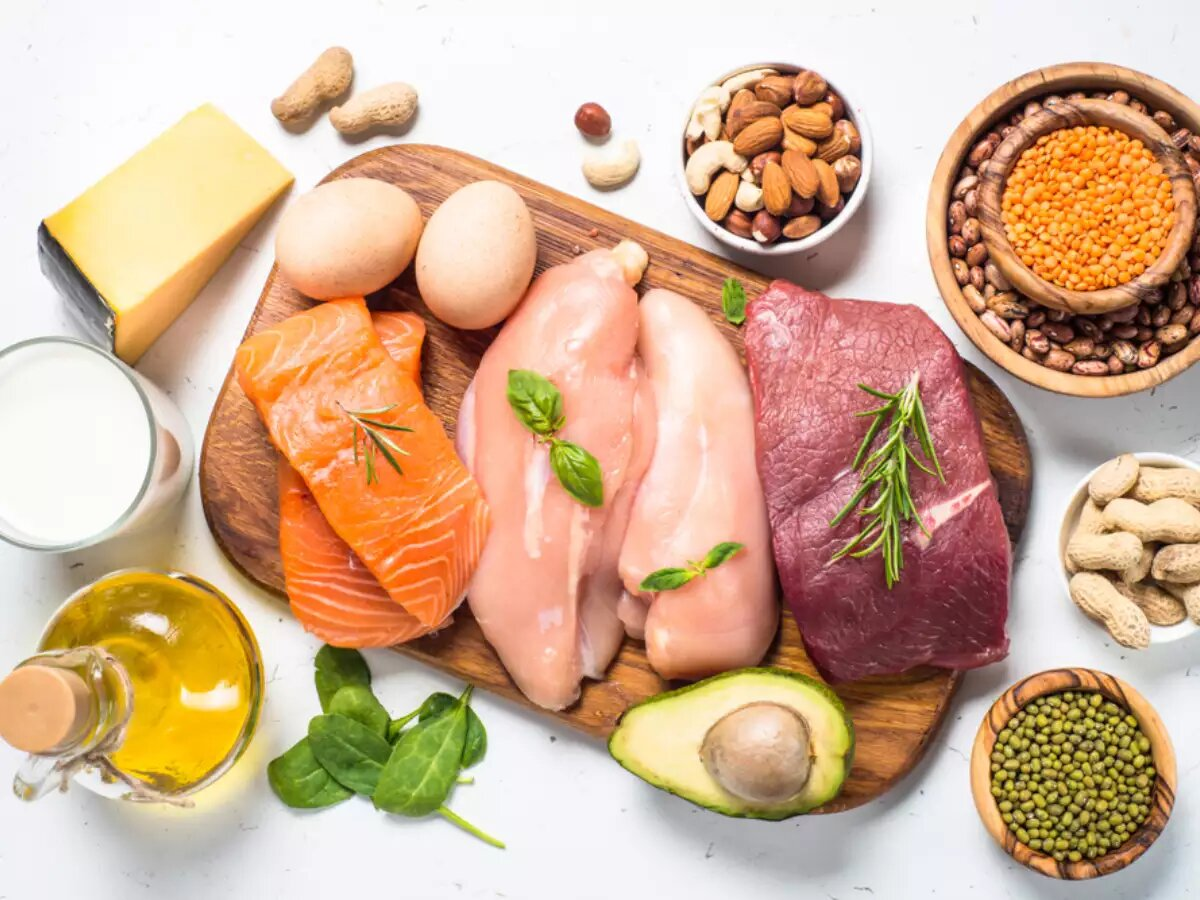 high protein foods