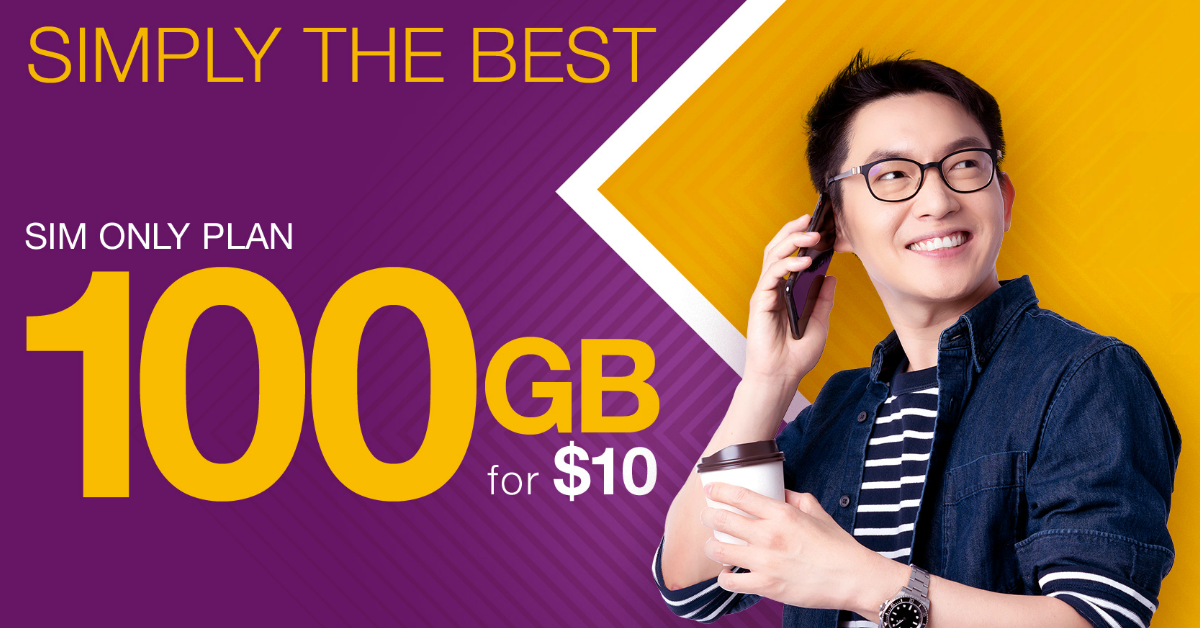 TPG celebrates 1st anniversary by offering a 100GB mobile plan for just $10