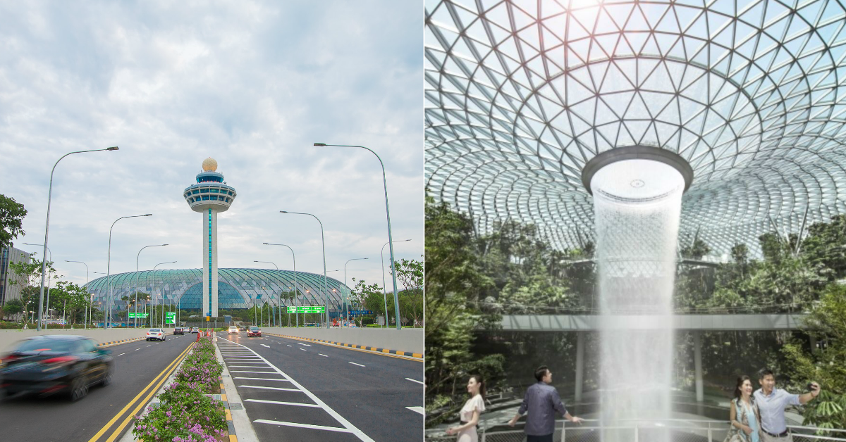 Jewel Changi Airport to reopen on June 14, offers FREE UNLIMITED parking till July 11.