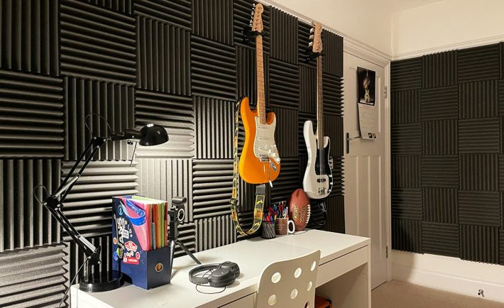 acoustic soundproof wall panels