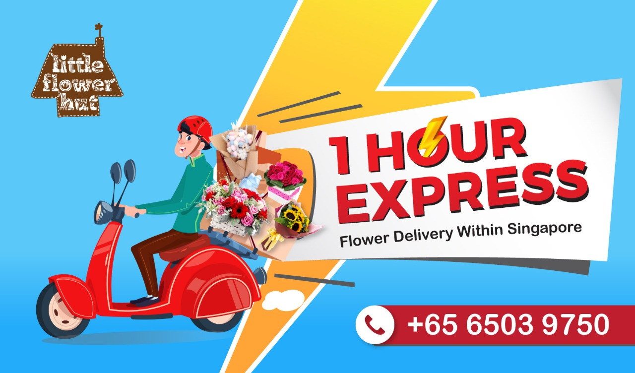 Florist shop in Marymount has 24/7 on-demand flower delivery, delivers your flowers in 60 minutes