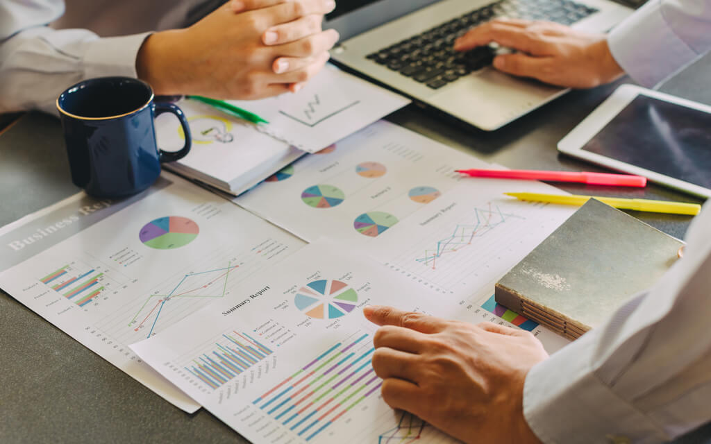 working with a fund manager