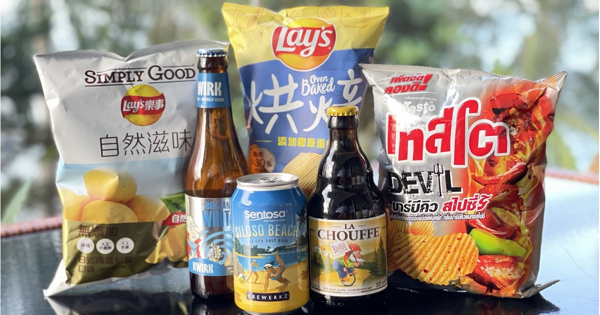 Explore the World of Chips with FairPrice Xtra. Savour Exclusive Discounts Of Up To 22% On Imported Chips & Beer!