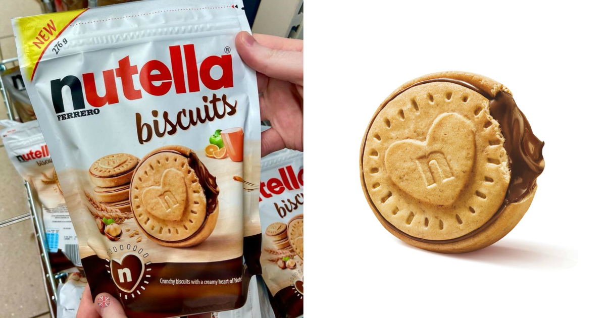 Nutella Biscuits Now Available At FairPrice For $14.95