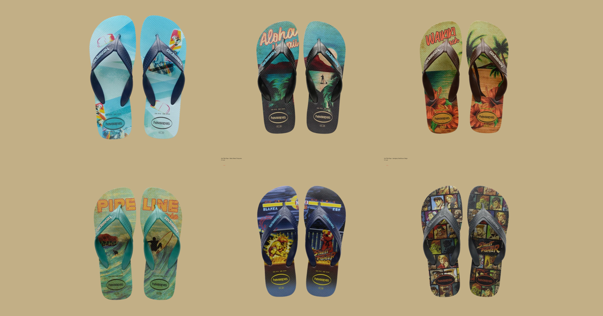 Havaianas's National Day Sale Has Flip-Flops At Up To 50% Off From Now Till 15 August 2021