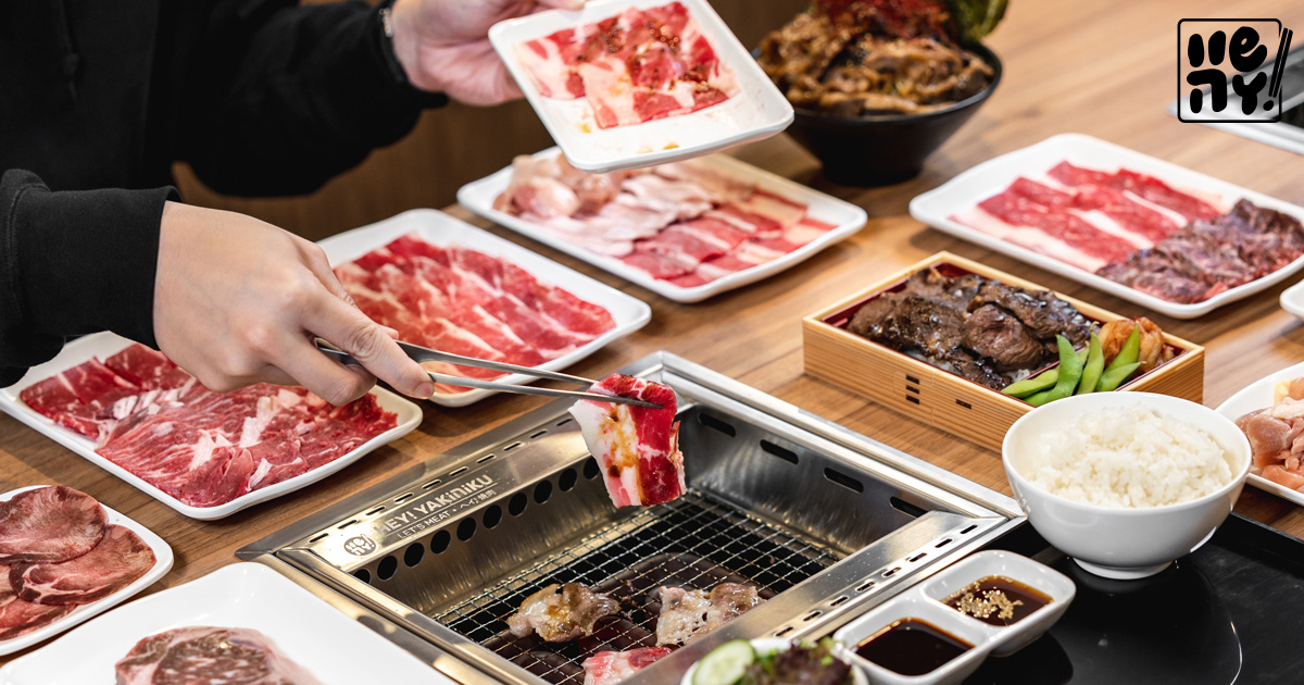 Yakiniku restaurant opening at Bugis Junction offers sets from $8.90 nett, has premium wagyu and other meat cuts