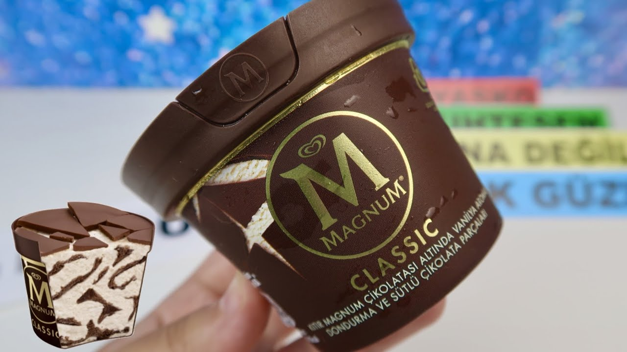 Magnum Mini Cups Now Available At 7-Eleven At 2-For-$6.90 (U.P. $4.20) From Now Till 17 Aug 2021