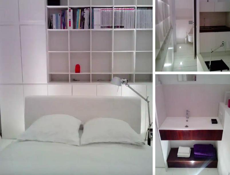 Design-Apartment in Mitte/PBerg