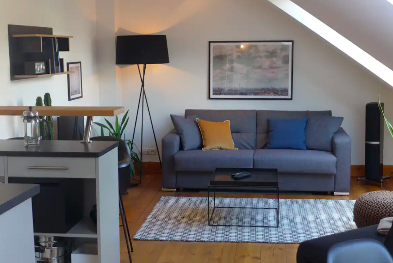 City Apartment in Berlin Mitte