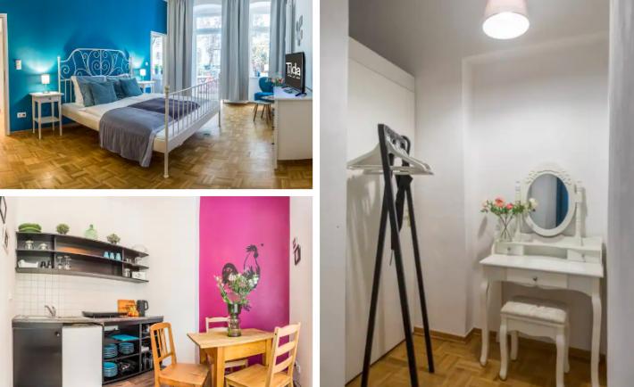 Tilda - Apartment