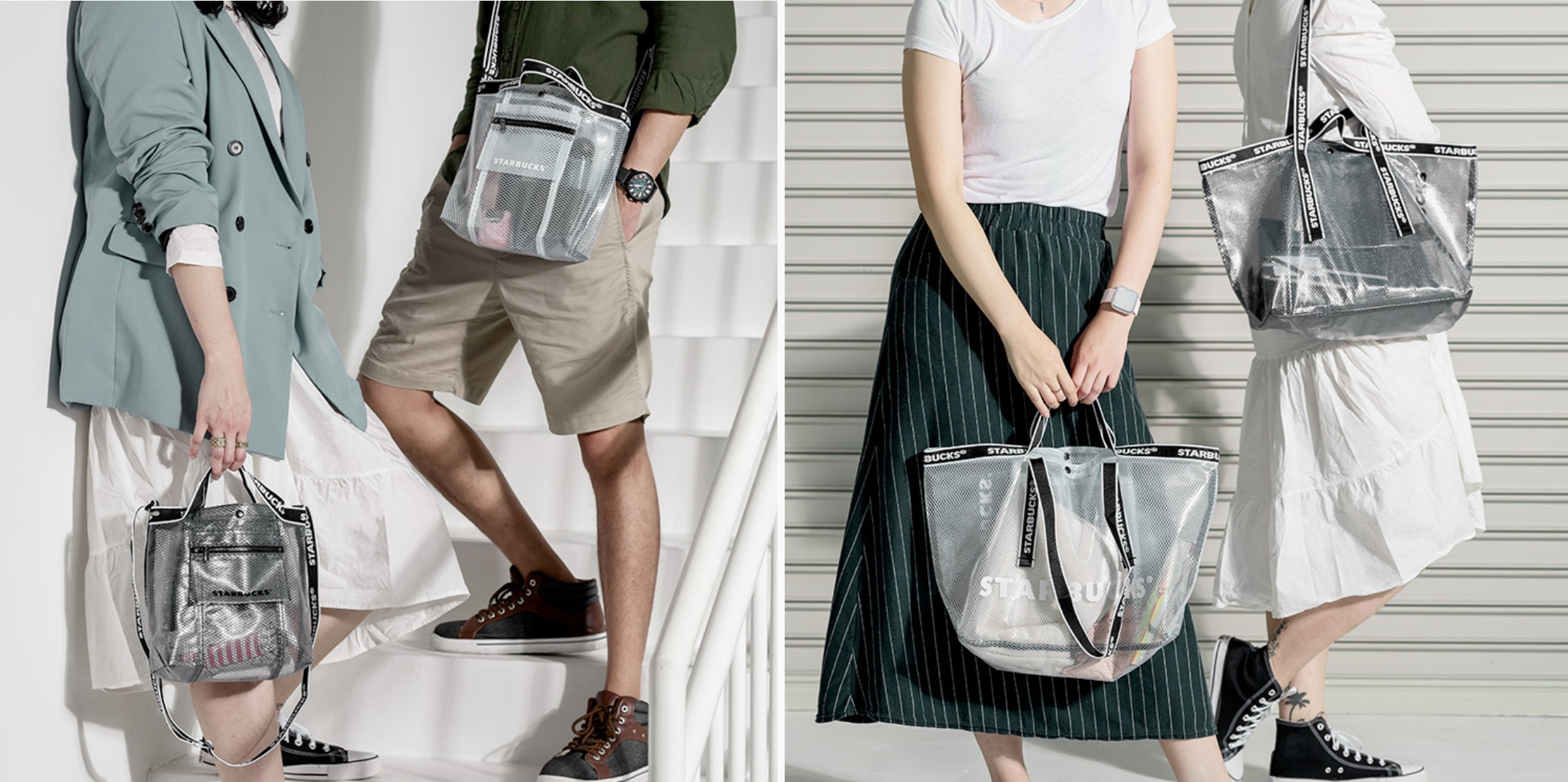 Starbucks's launches new Tote and Sling Bags from $26.90, available in stores from 30 Aug