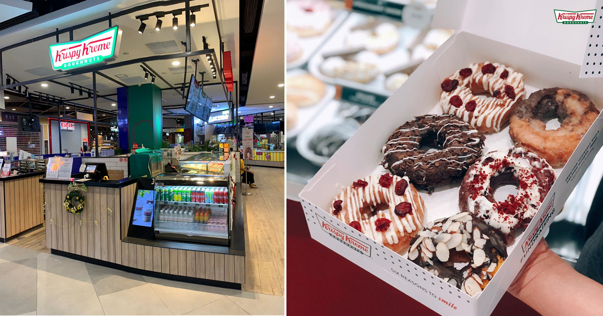 Teachers get free Krispy Kreme doughnuts on 3 & 4 Sep 2021, because #TeachersDay